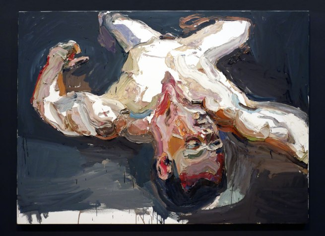 Ben Quilty. 'Trooper M, after Afghanistan' 2012