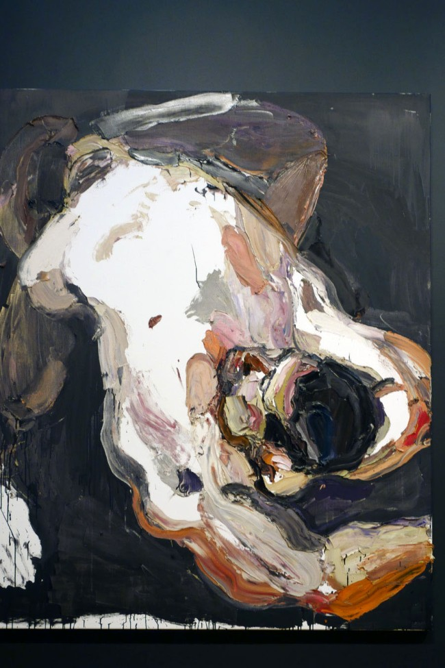 Ben Quilty. 'Troy Park, after Afghanistan, no. 2' 2012