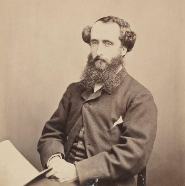 Alfred William Howitt c. 1861
