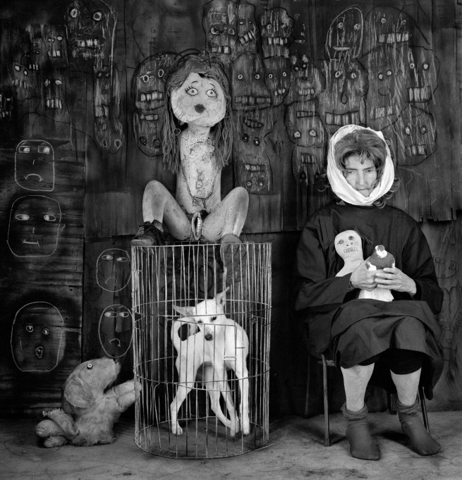 Roger Ballen. 'Bewitched' 2012