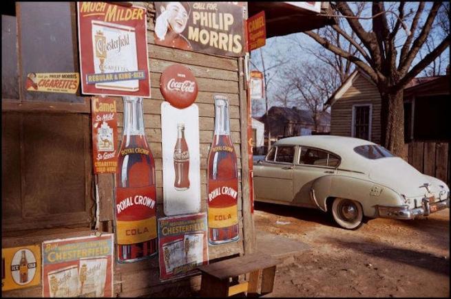 Werner Bischof (1916 - 1954) 'Americana, USA' 1954