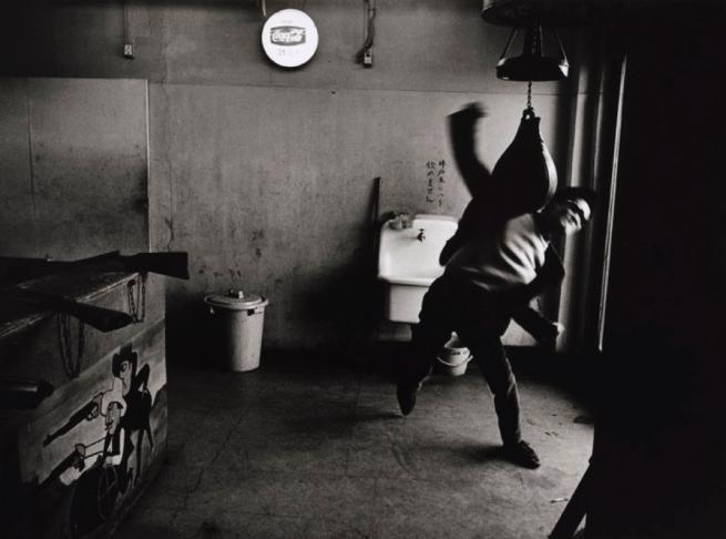 Shōmei Tōmatsu. 'Editor, Takuma Nakahira, Shinjuku, Tokyo, 1964' 1964