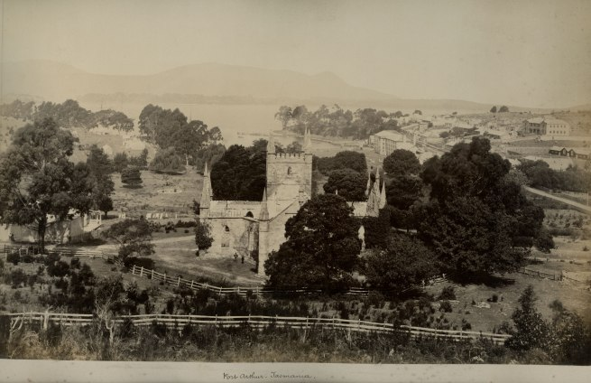 Unknown photographer. 'Port Arthur, Tasmania' 1891