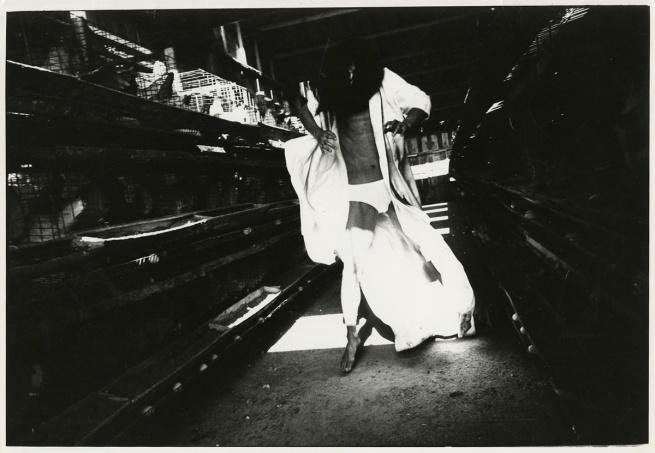 Yutaka Takanashi. 'Untitled (Tatsumi Hijikata)' 1969
