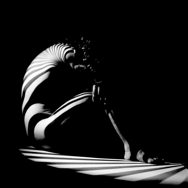 Werner Bischof (1916 - 1954) 'Zebra Woman' 1942
