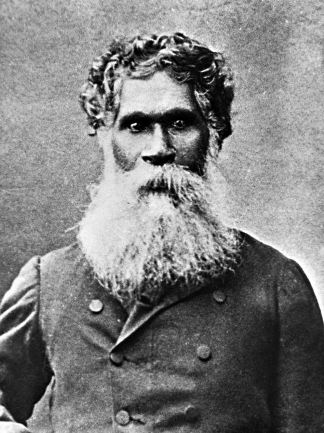 Unknown photographer. 'William Barak' 1876