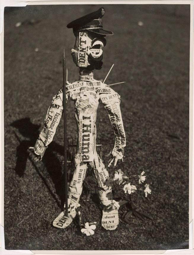 Claude Cahun (French, 1894-1954) 'La Poupée' (Puppet) 1936