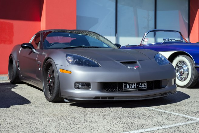 Andrew Follows. '2010 Chevrolet Corvette Z06' 2016