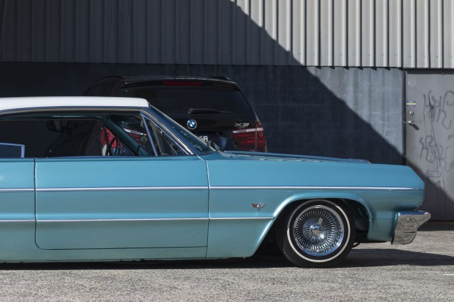 Andrew Follows. '1964 Chevrolet Impala' 2016 no retouch detail