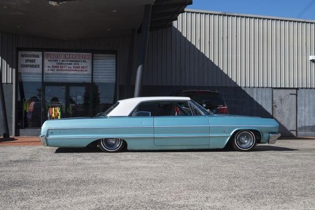 Andrew Follows. '1964 Chevrolet Impala' 2016 no retouch