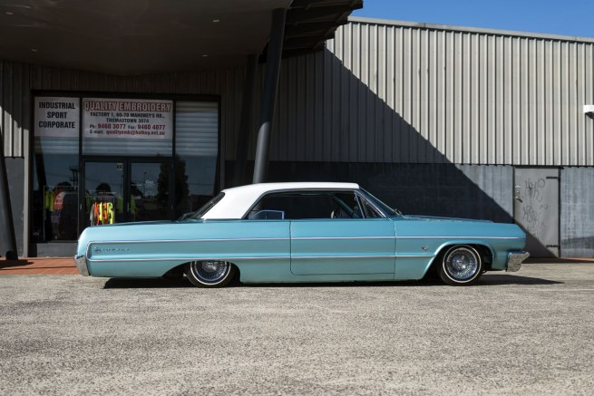 Andrew Follows. '1964 Chevrolet Impala' 2016