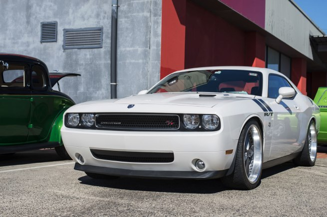 Andrew Follows. '2009 Dodge Challenger R/T' 2016