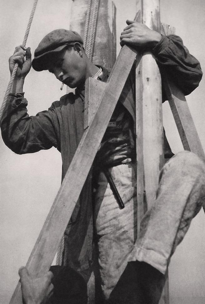 François Kollar. 'Construction' 1936