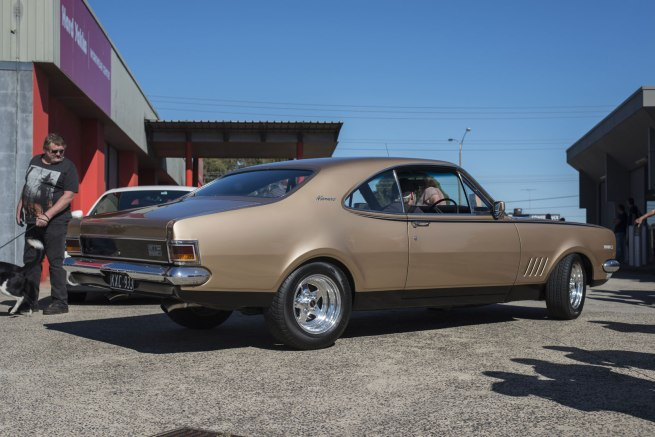 Andrew Follows. '1970-71 Holden Monaro HG GTS 350' 2016