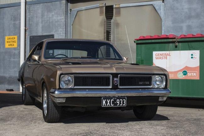Andrew Follows. '1970-71 Holden Monaro HG GTS 350' 2016