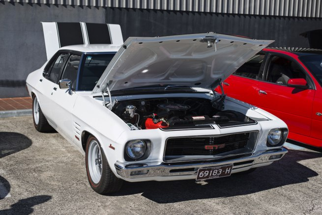 Andrew Follows. '1972 Holden Monaro HQ GTS Coupe' 2016