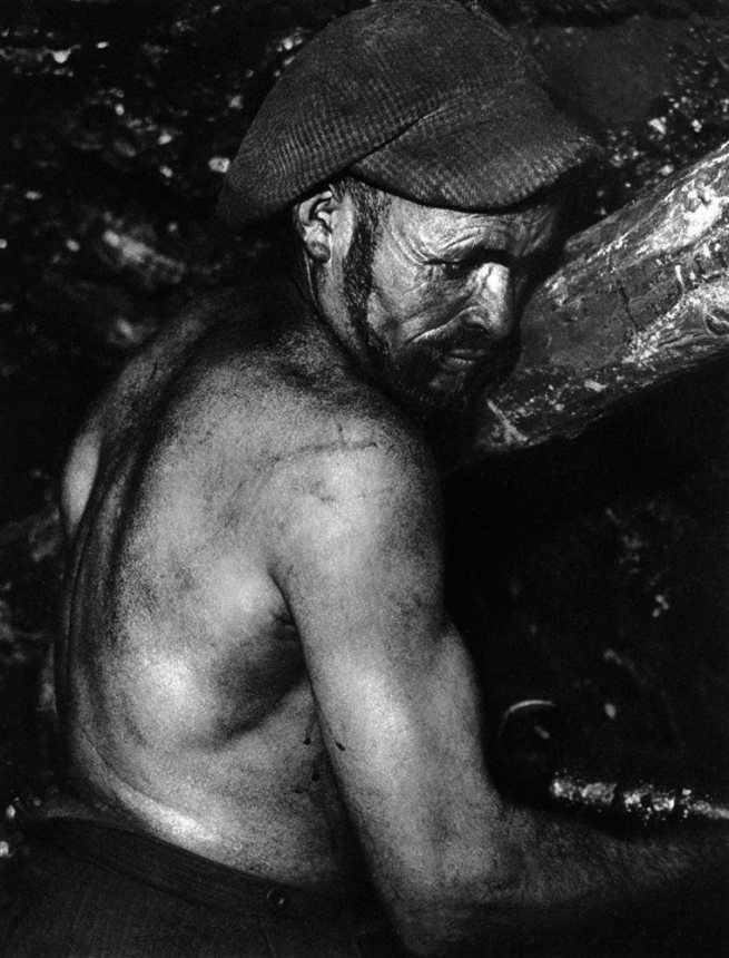 François Kollar (1904 - 1979) 'Untitled [mine worker]' 1931-1934