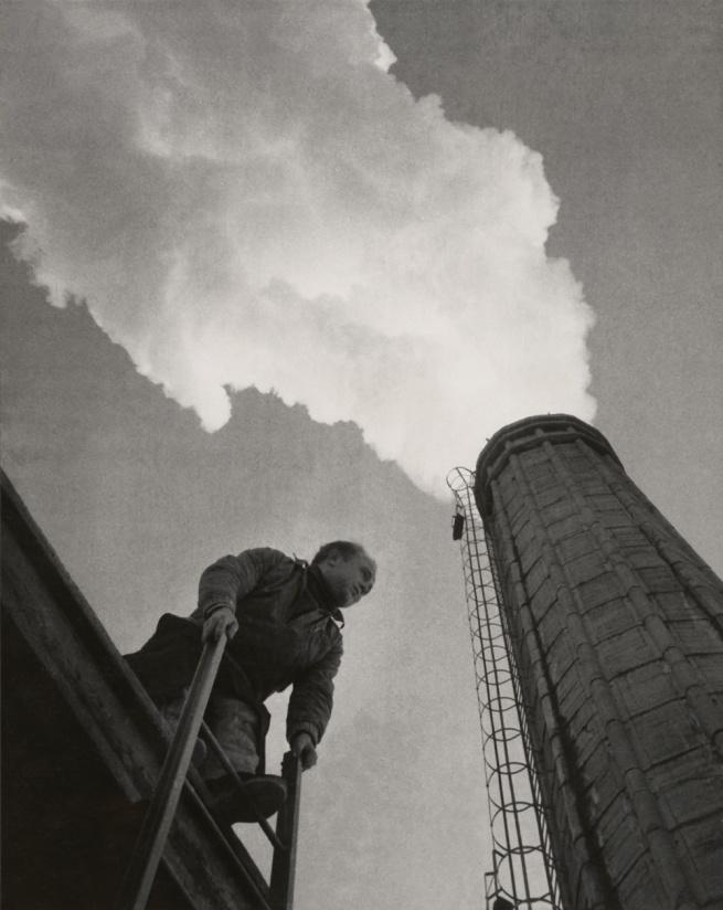 François Kollar. 'Poliet et Chausson, Gargenville' 1957-1958