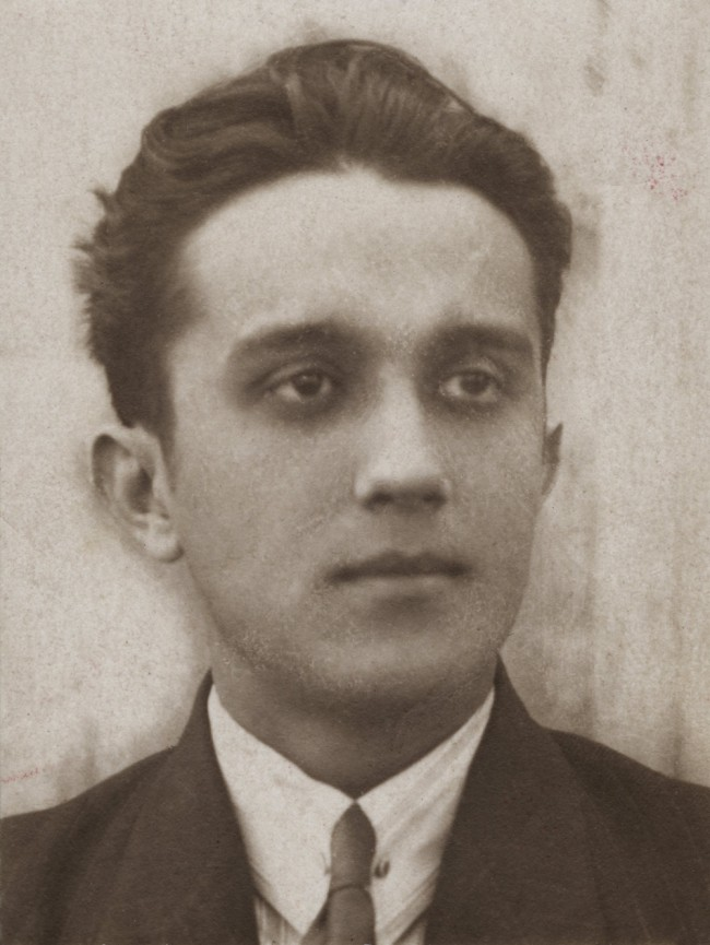 Portrait of François Kollar