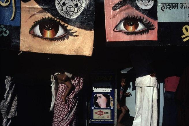 Alex Webb (American, b. 1952) 'India' 1981