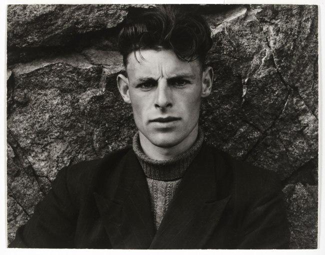 Paul Strand (American, 1890 - 1976) 'Angus Peter MacIntyre, South Uist, Hebrides' 1954