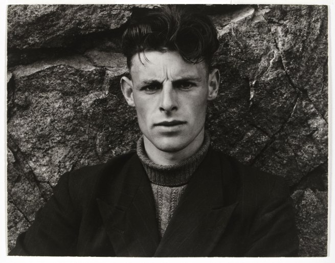 Paul Strand (American, 1890 - 1976) 'Angus Peter MacIntyre, South Uist, Hebrides' 1954