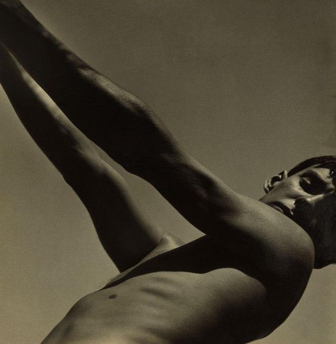 Olive Cotton (Australian, 1911 - 2003) 'Max' c. 1935