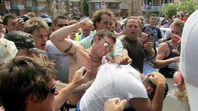 Cronulla race riots 2005