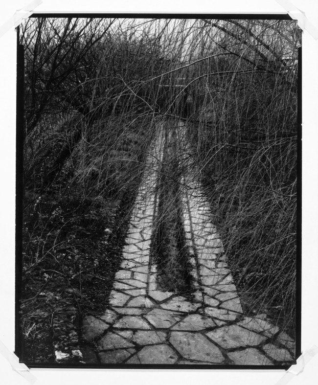 Paul Strand (American, 1890 - 1976) 'Driveway, Orgeval' 1957