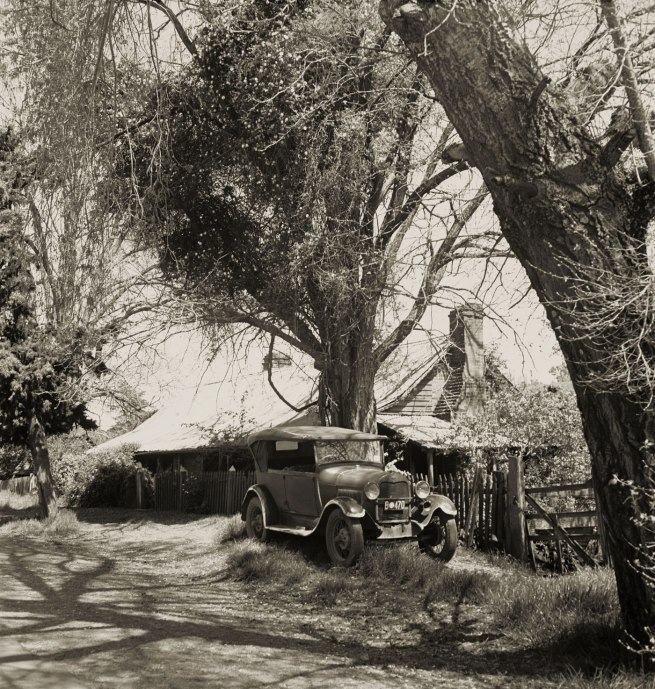 Max Dupain (Australian, 1911 - 1992) 'An old country homestead, Western Australia' 1946