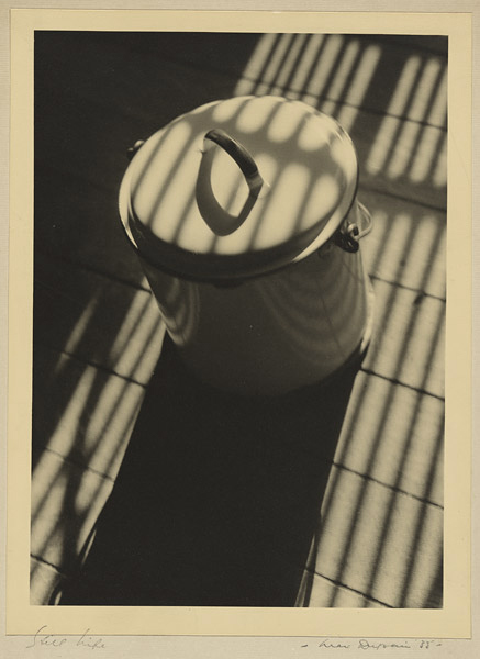 Max Dupain (Australia 1911 - 1992) 'Still life' 1935