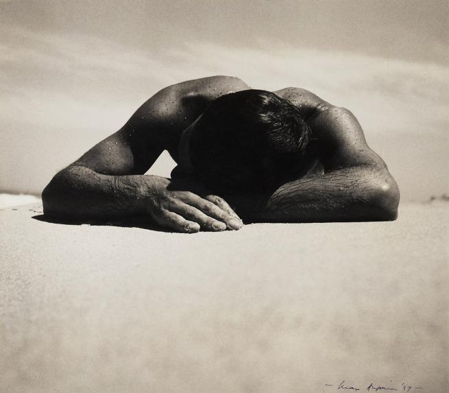 Max Dupain. 'Sunbaker' c. 1937