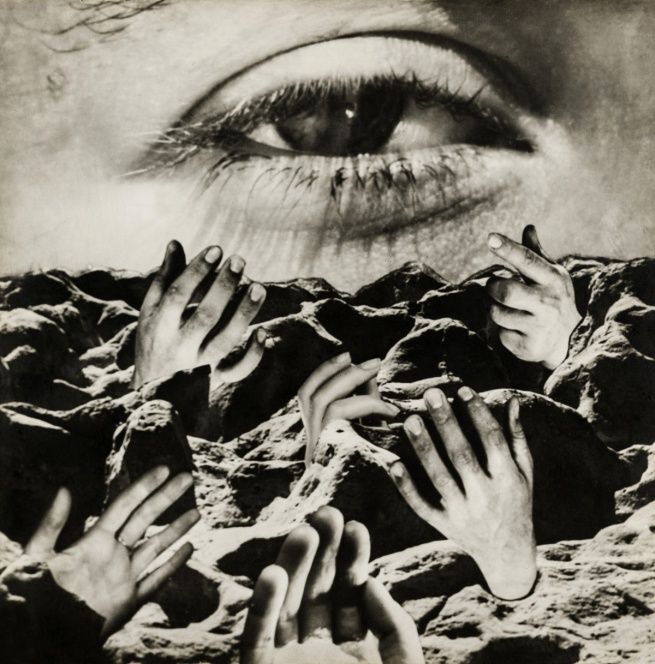 Grete Stern. 'The Eternal eye / Das Ewige Auge' c. 1950