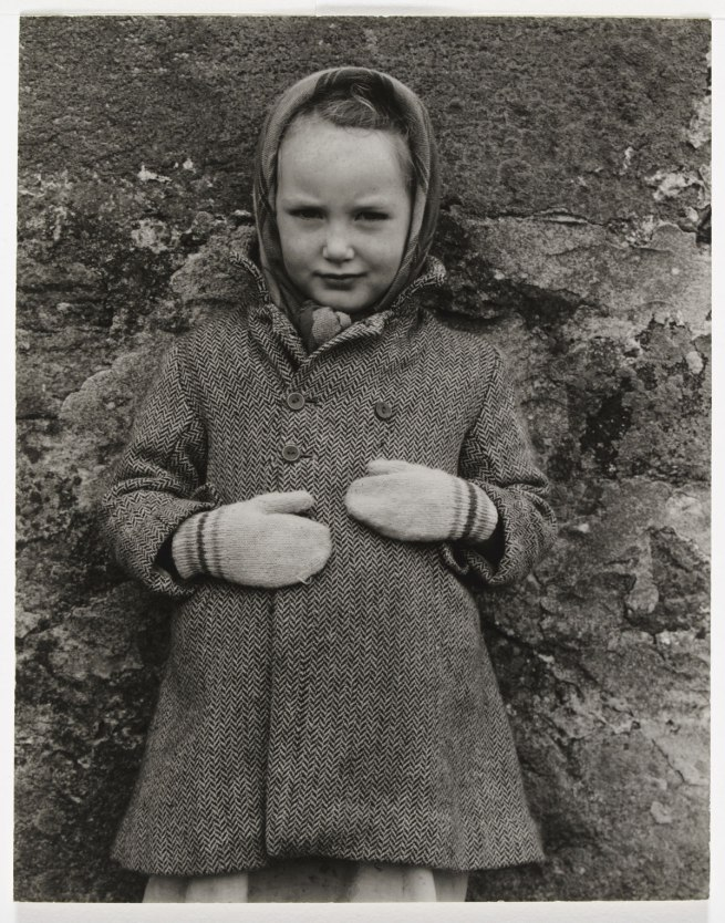 Paul Strand (American, 1890 - 1976) 'Katie Margaret Mackenzie, Benbecula, Hebrides' 1954