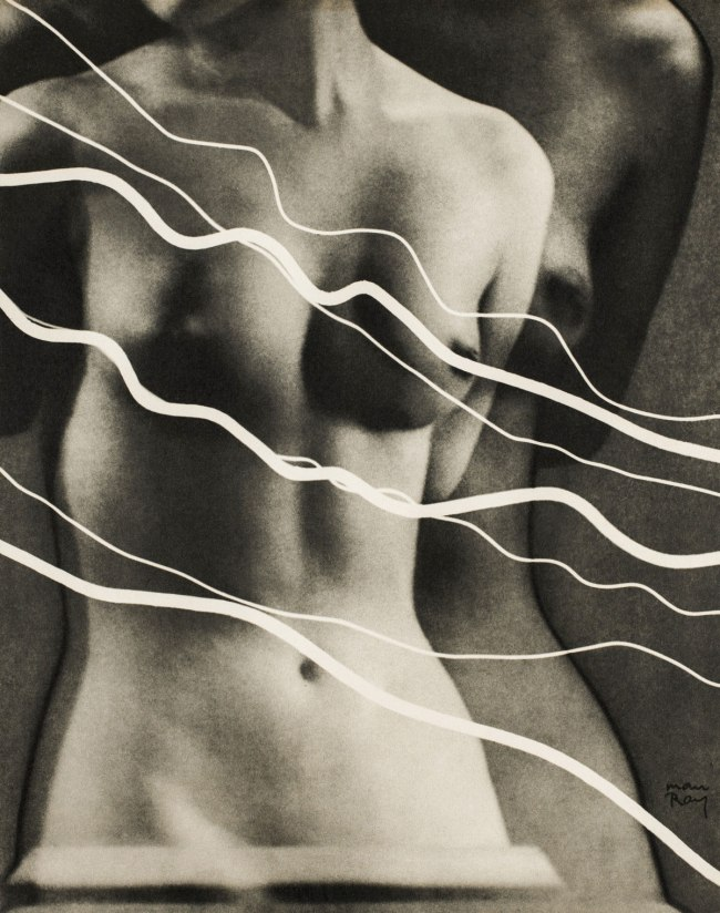 Man Ray. 'Electricity' 1931