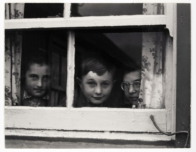 Paul Strand (American, 1890 - 1976) 'Milly, John and Jean MacLellan, South Uist, Hebrides' 1954