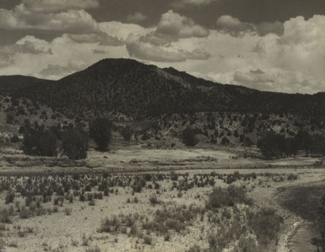 Paul Strand (American, 1890 - 1976) 'New Mexico' 1930