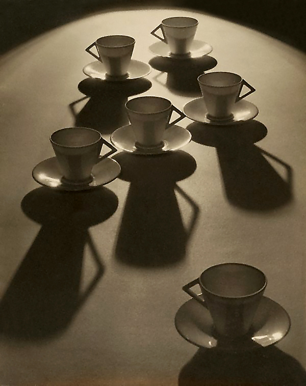 Olive Cotton (Australian, 1911 - 2003) 'Teacup ballet' 1935