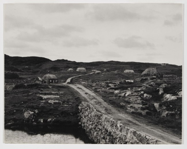 Paul Strand (American, 1890 - 1976) 'The Road, South Lochboisdale, South Uist, Hebrides' 1954