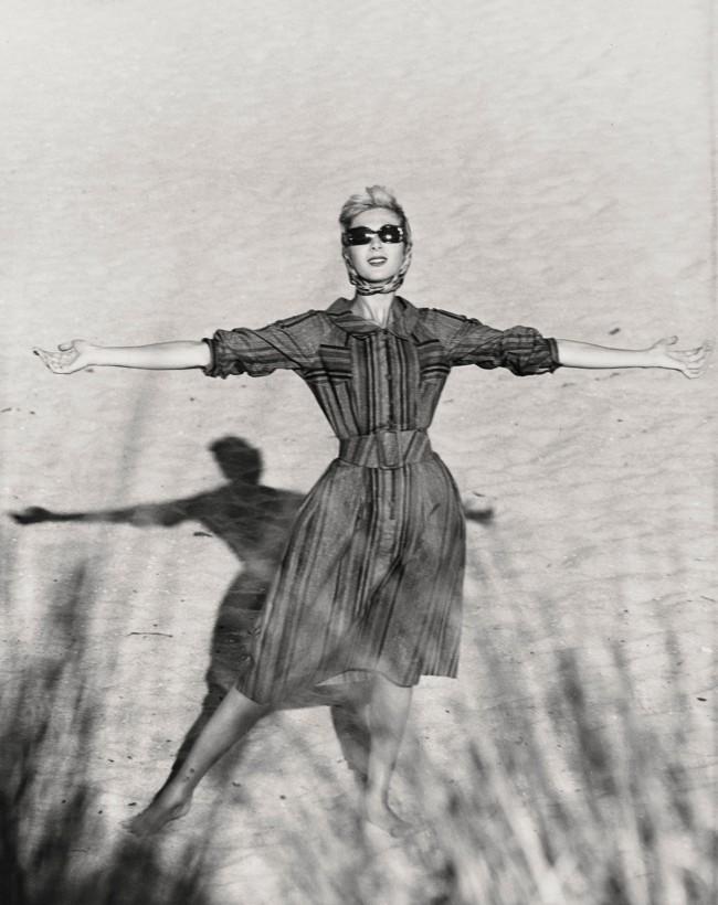 Henry Talbot (Germany 1920 - Australia 1999, Australia from 1940) 'No title (Fashion illustration, model Janice Wakely)' 1961
