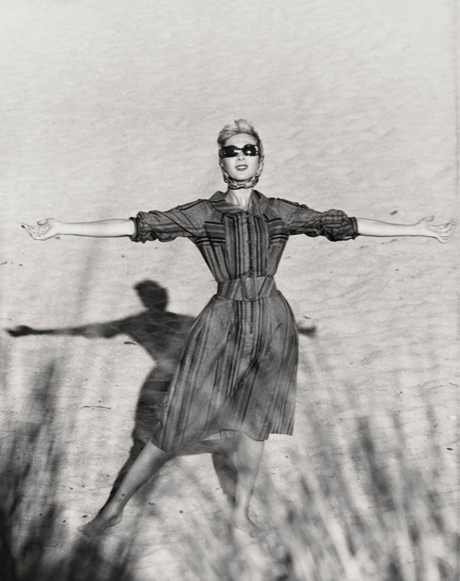 Henry Talbot (Germany 1920 - Australia 1999, Australia from 1940) 'No title (Fashion illustration, model Janice Wakely)' 1961