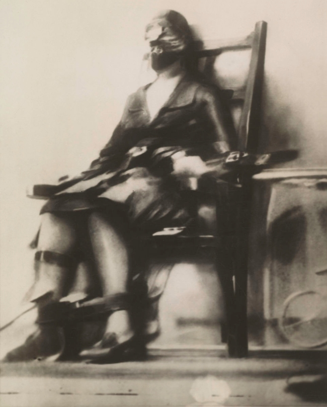 Tom Howard (American, 1894 - 1961) '[Electrocution of Ruth Snyder, Sing Sing Prison, Ossining, New York]' 1928