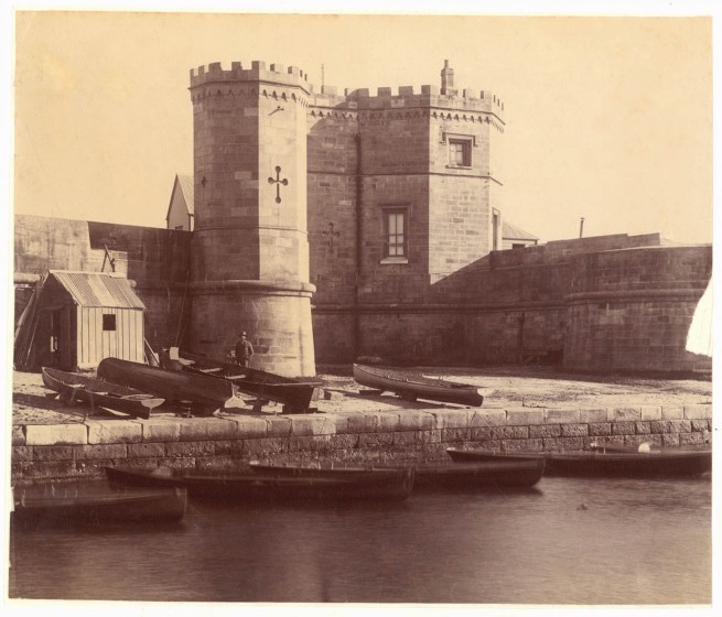 Kerry & Co. 'Fort Macquarie' 1870