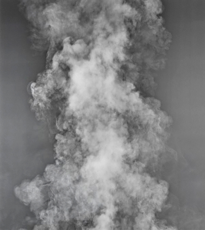 Adam Fuss (UK/Australia/US) 'Untitled' (from the series 'My Ghost') 2001