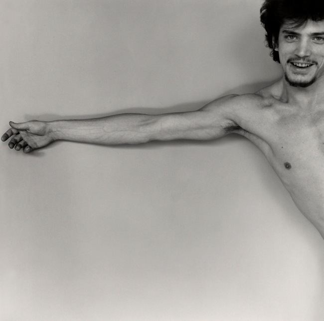 Robert Mapplethorpe (American, 1946-1989) 'Self-Portrait' 1975