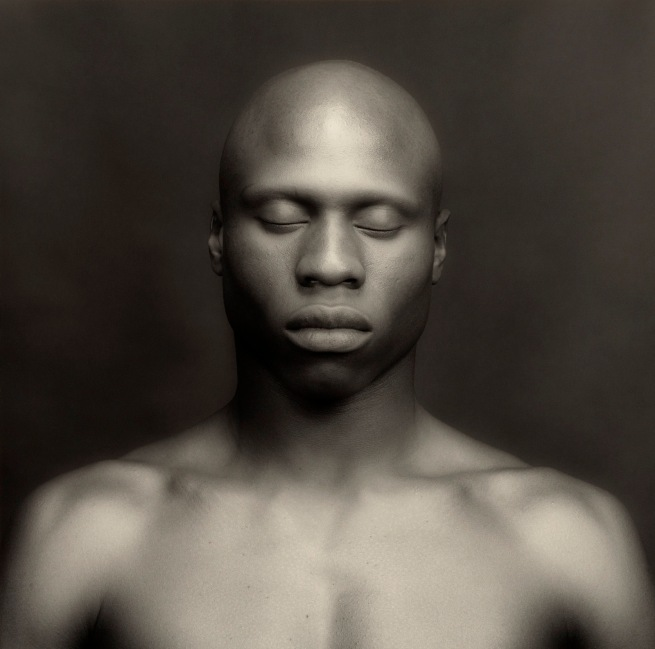 Robert Mapplethorpe (American, 1946-1989) 'Ken Moody' 1983