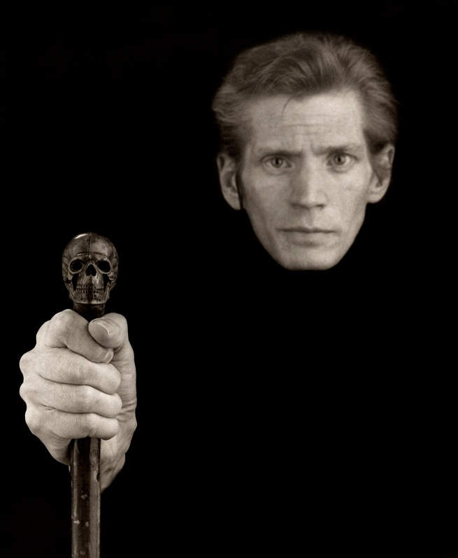 Robert Mapplethorpe (American, 1946-1989) 'Self-Portrait' 1988