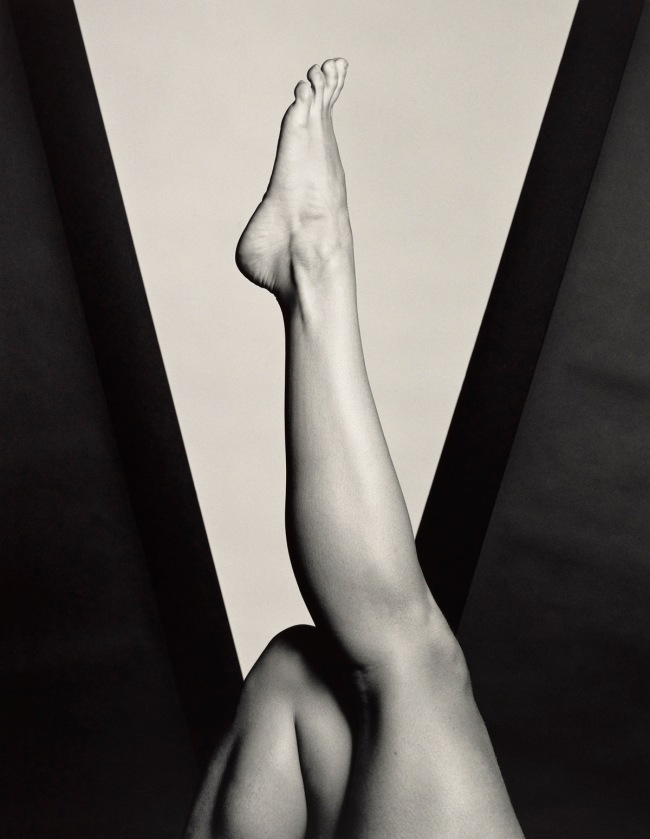 Robert Mapplethorpe (American, 1946-1989) 'Lisa Lyon' 1981