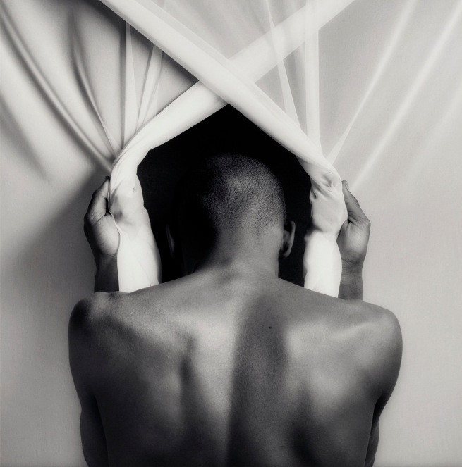 Robert Mapplethorpe (American, 1946-1989) 'Phillip Prioleau' 1982