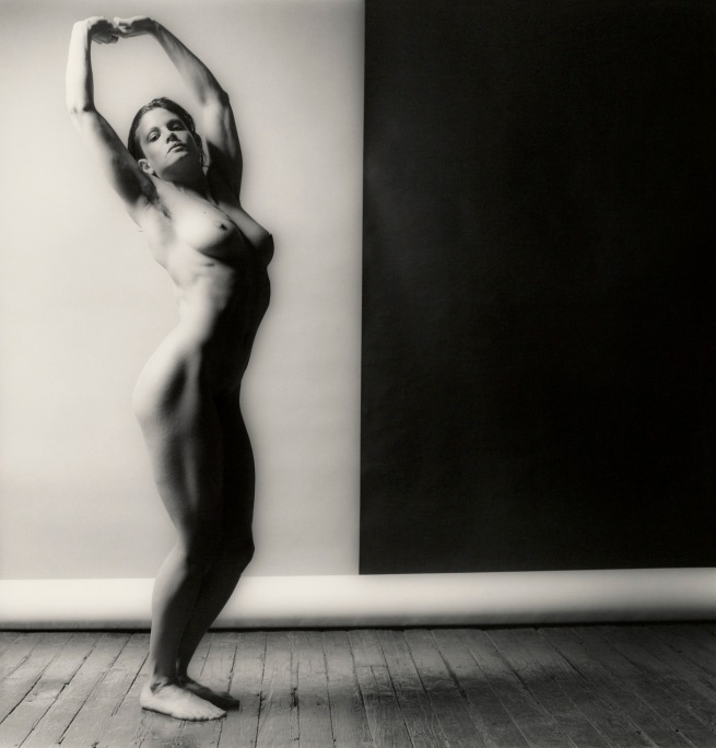 Robert Mapplethorpe (American, 1946-1989) 'Lisa Lyon' 1982
